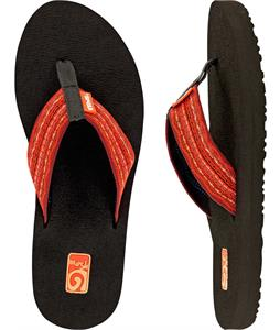 Teva Mush II Sandals Santori Tribal Orange