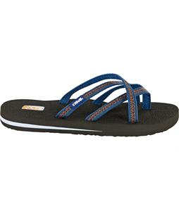 Teva Olowahu Sandals Sudan Blue