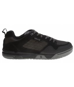 Teva Pinner Bike Shoes Black