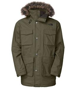 The North Face Amongstit Ski Jacket Fig Green