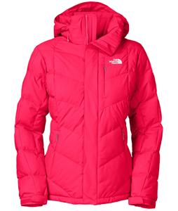 The North Face Amore Down Ski Jacket Barberry Pink