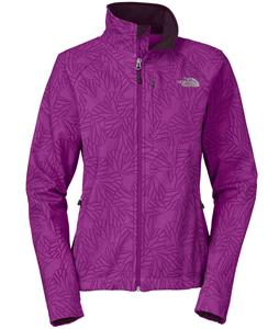 The North Face Apex Bionic Jacket Plush Purple Flutter Print
