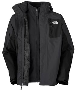The North Face Atlas Triclimate Jacket Asphalt Grey/TNF Black