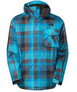 The North Face Ballard Ski Jacket Athens Blue