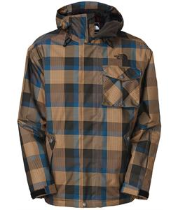 The North Face Ballard Ski Jacket Utility Brown