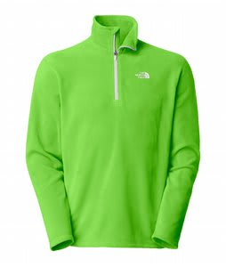 The North Face Basel HZ Fleece Glo Green