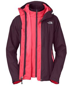 The North Face Evolve Triclimate Jacket Baroque Purple