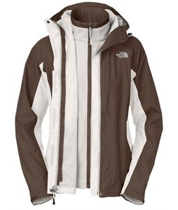 The North Face Evolve Triclimate Jacket Vaporous Grey/Weimaraner Brown
