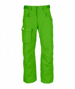 The North Face Freedom Shell Ski Pants Glo Green