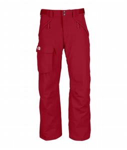 The North Face Freedom Shell Ski Pants Gush Red
