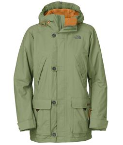 The North Face Honee Snugs Delux Ski Jacket Boyce Green