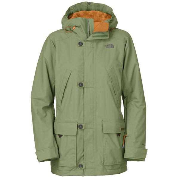 The North Face Honee Snugs Delux Ski Jacket