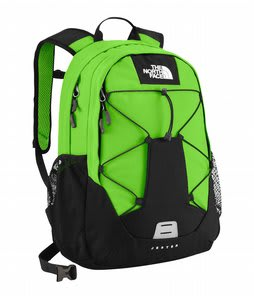 The North Face Jester Backpack Glo Green/TNF Black