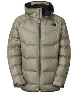 The North Face Landover Down Ski Jacket Fig Green