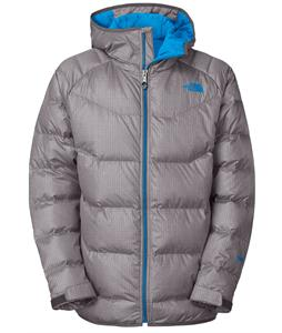 The North Face Landover Down Ski Jacket Graphite Grey