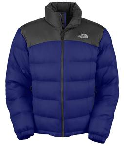 The North Face Nuptse 2 Jacket Bolt Blue/Asphalt Grey