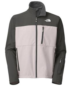 The North Face Palmyra Softshell Jacket Metallic Silver
