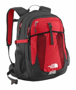 The North Face Recon Backpack TNF Red/Asphalt Grey
