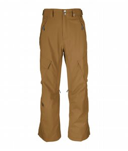 The North Face Slasher Cargo Ski Pants Utility Brown