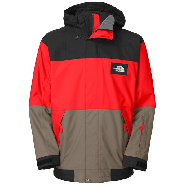 The North Face Wrencher Insulated Ski Jacket