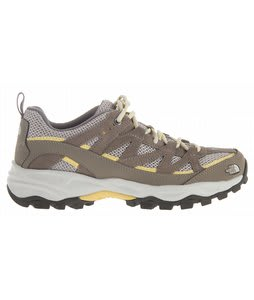 The North Face Tyndall Hiking Shoes Khaki/Daffodil