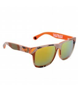 Neff Thunder Sunglasses Polarized Camo Lens