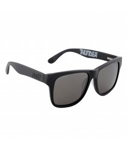 Neff Thunder Sunglasses Polarized Matte Black Lens
