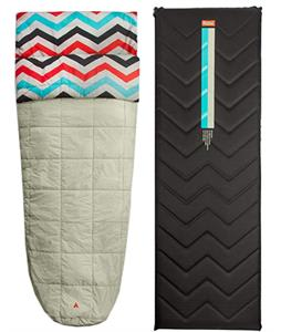 Ticla Besito Good Kit Sleeping Bag Chevron