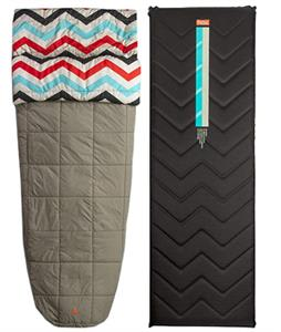 Ticla Rambler Good Kit Sleeping Bag Chevron