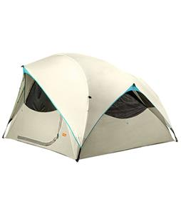 Ticla Tortuga 4 Tent Oyster Grey/Antique White/Aluminum