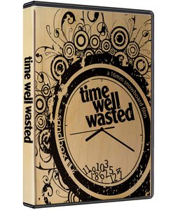 Mainstream Time Well Wasted Snowboard DVD