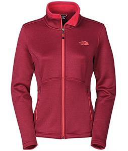 The North Face Agave Fleece Cerise Pink Heather