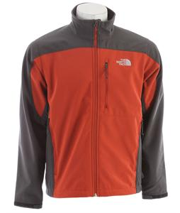 The North Face Apex Bionic Jacket Red Clay/Asphalt Grey