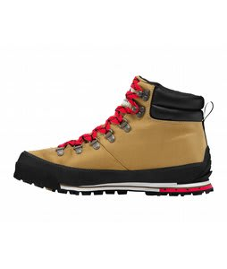 The North Face Back-To Berkeley Hiking Boots Utility Brown/TNF Black