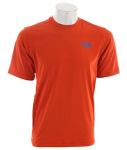 The North Face Class V Water Shirt Zion Orange