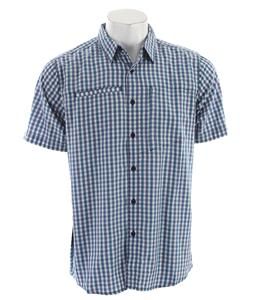 The North Face Curbar Shirt Nautical Blue Plaid