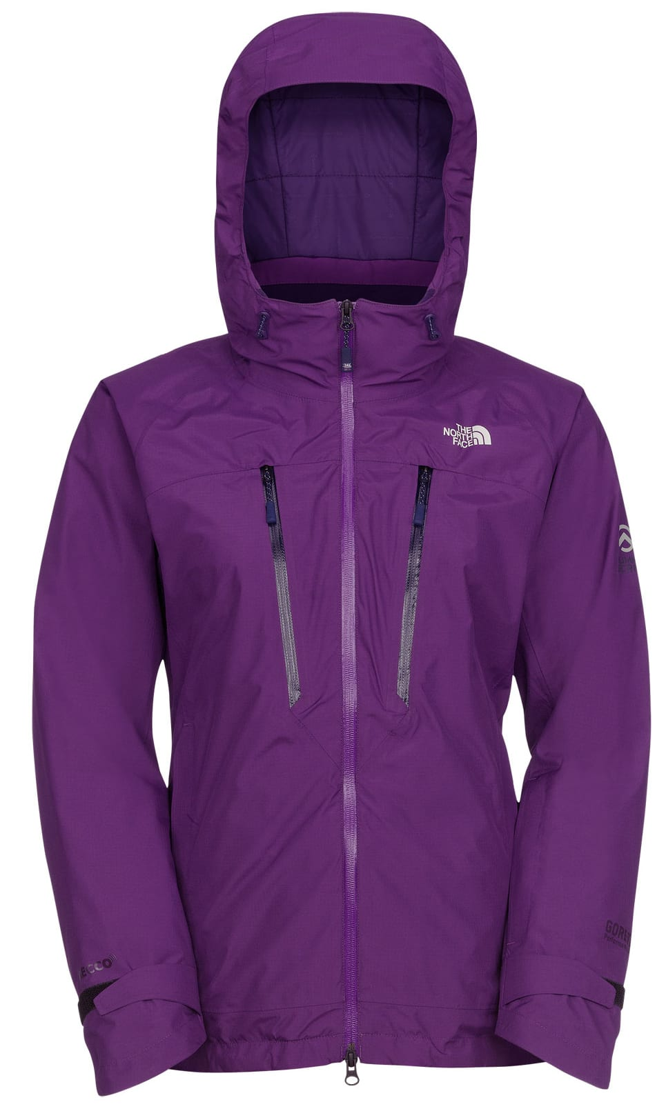 Shop for The North Face Elemot Ski Jacket Gravity Purple - Women's