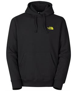 The North Face Emb Logo Pullover Hoodie TNF Black