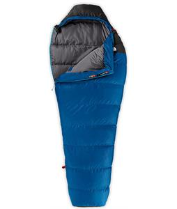 The North Face Furnace 20/-7 Sleeping Bag Striker Blue/Asphalt Grey Reg LH