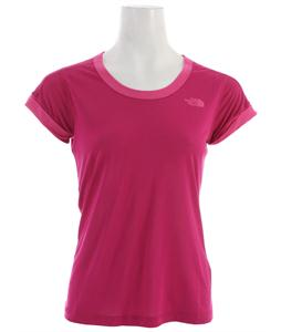The North Face Horizon T-Shirt Fuschia Pink