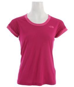 The North Face Horizon T-Shirt Fuschia Pink