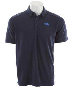 The North Face Hydry Polo Shirt Cosmic Blue