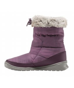 The North Face Nuptse Bootie Fur IV Boots Baroque Purple/Graphite Grey