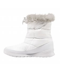 The North Face Nuptse Bootie Fur IV Boots TNF White/TNF White