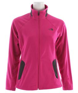 The North Face RDT 100 Full Zip Fleece Fuschia Pink