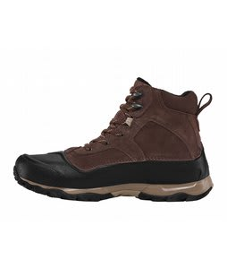 The North Face Snowfuse Boots Demitasse Brown/Dune Beige