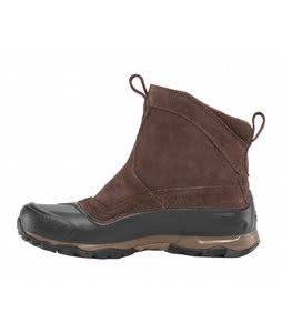 The North Face Snowfuse Pull On Boots Demitasse Brown/Dune Beige