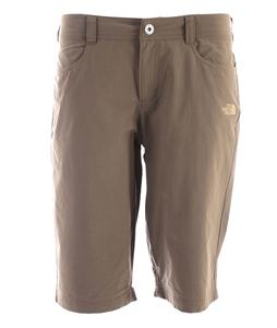 The North Face Taggart Long Hiking Shorts Weimaraner Brown