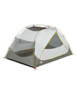 The North Face Talus 3 Tent Castor Grey/Arrowwood Yellow