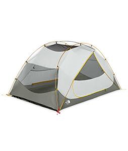The North Face Talus 4 Tent Castor Grey/Arrowwood Yellow